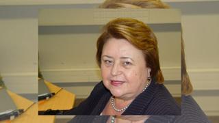 Зинаида Драгункина