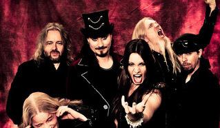 NIGHTWISH, метал-группа