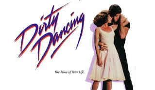 """Музыкальный фильм """"Грязные танцы"""" (""""Dirty Dancing"""", 1987). В главных ролях - Дженнифер Грей (Jennifer Grey) и Патрик Суэйзи (Patrick Swayze)"""
