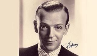 Американский актёр, певец и танцор Фред Астер (Fred Astaire)