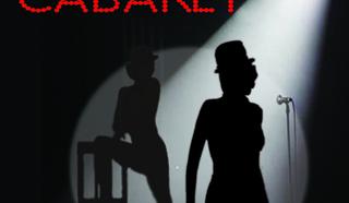 """Постер мюзикла """"Кабаре"""" (""""Cabaret"""")"""