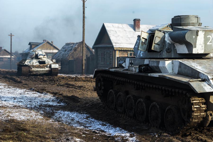 Т-34 Фильм (2019)