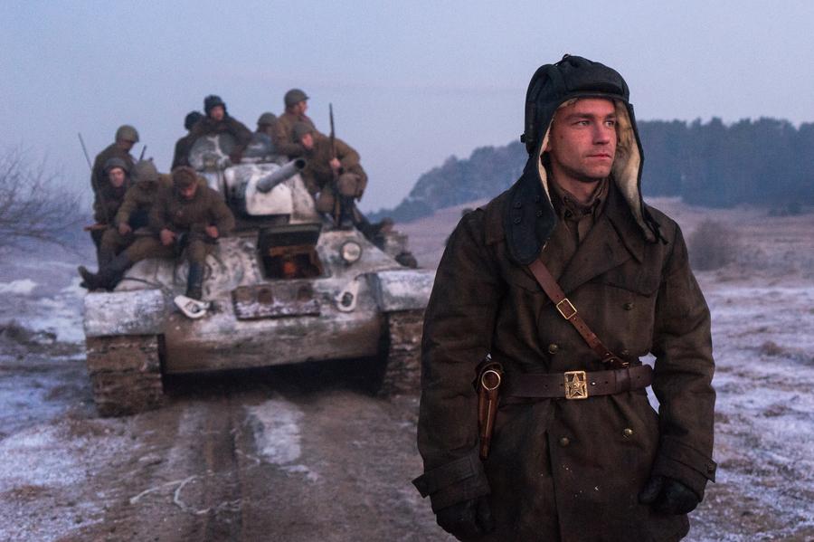 Картинки по запросу «т-34» фильм