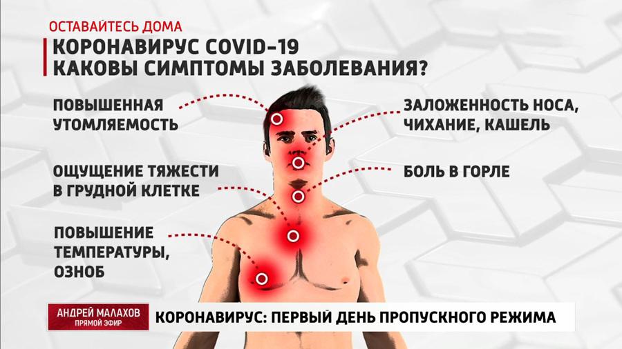 Коронавирус: первый день пропускного режима / Новости кино и телевидения /  Russia.tv