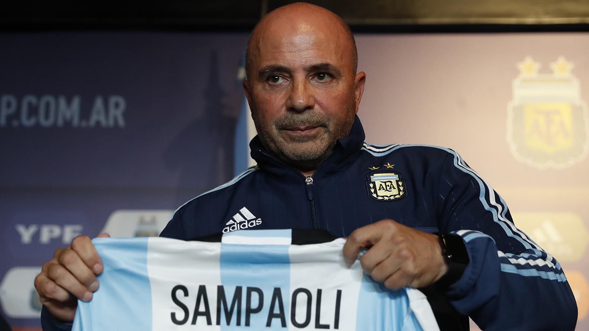 Хорхе Сампаоли
