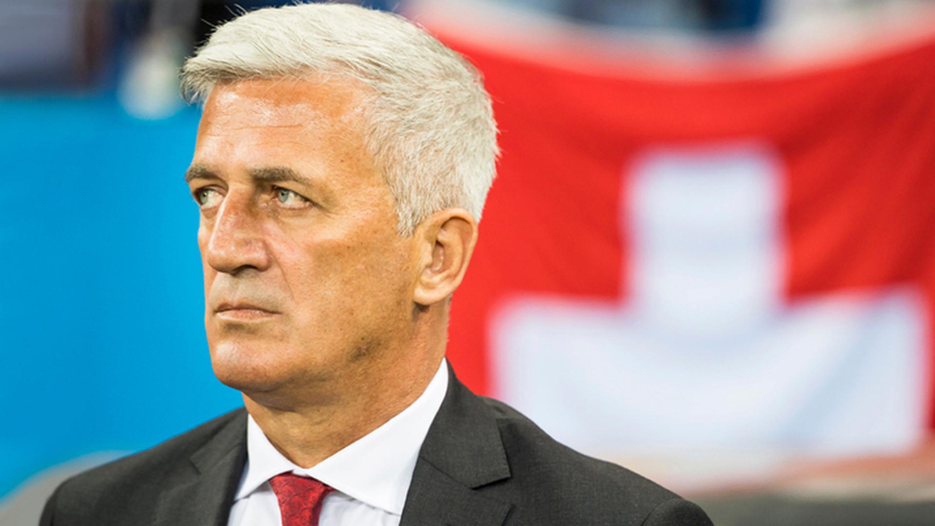 Тренер швейцарцев Петкович: горжусь своей командой