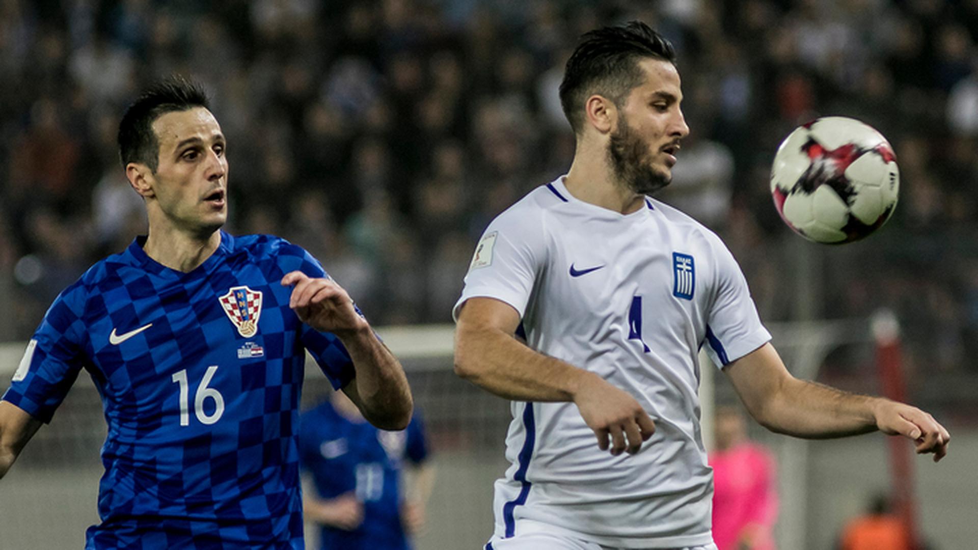 Отчисленный из сборной Хорватии Калинич вернулся домой