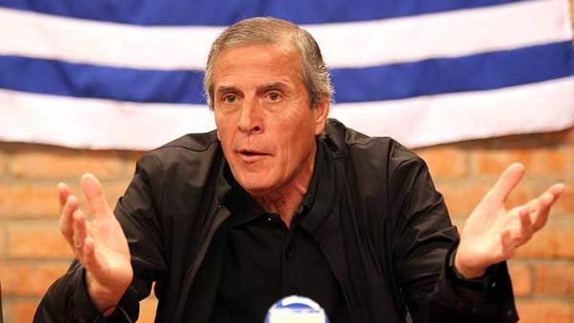 Тренер Уругвая Табарес: мы должны были забивать больше одного мяча