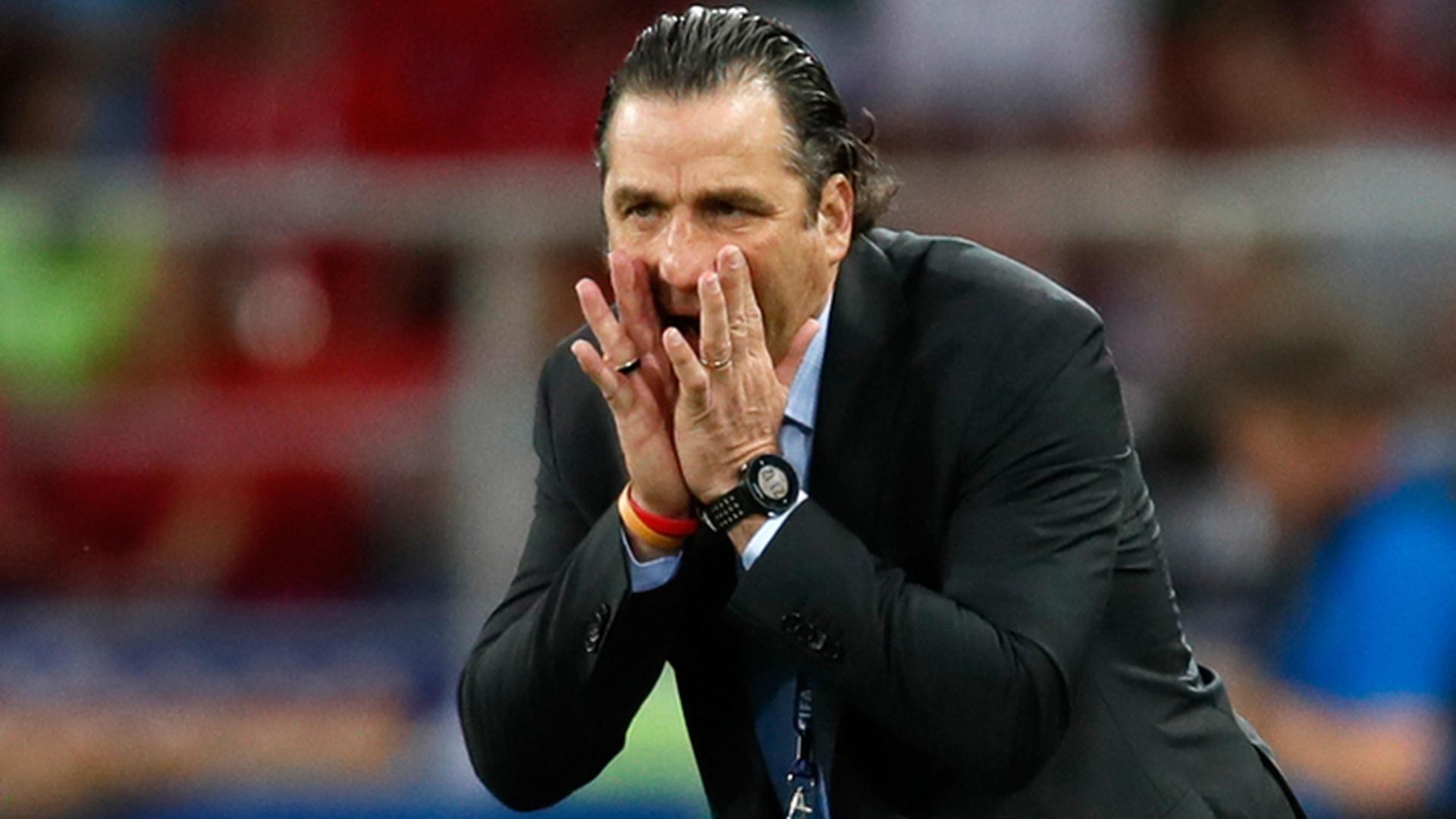 Тренер Саудовской Аравии Пицци: матч с Уругваем сложился лучше, чем с Россией