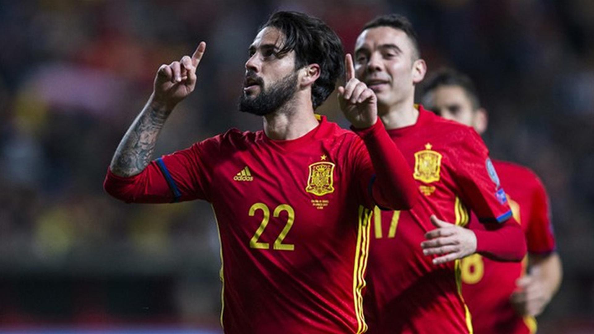 Полузащитник сборной Испании Иско: мы знаем, на что способны русские