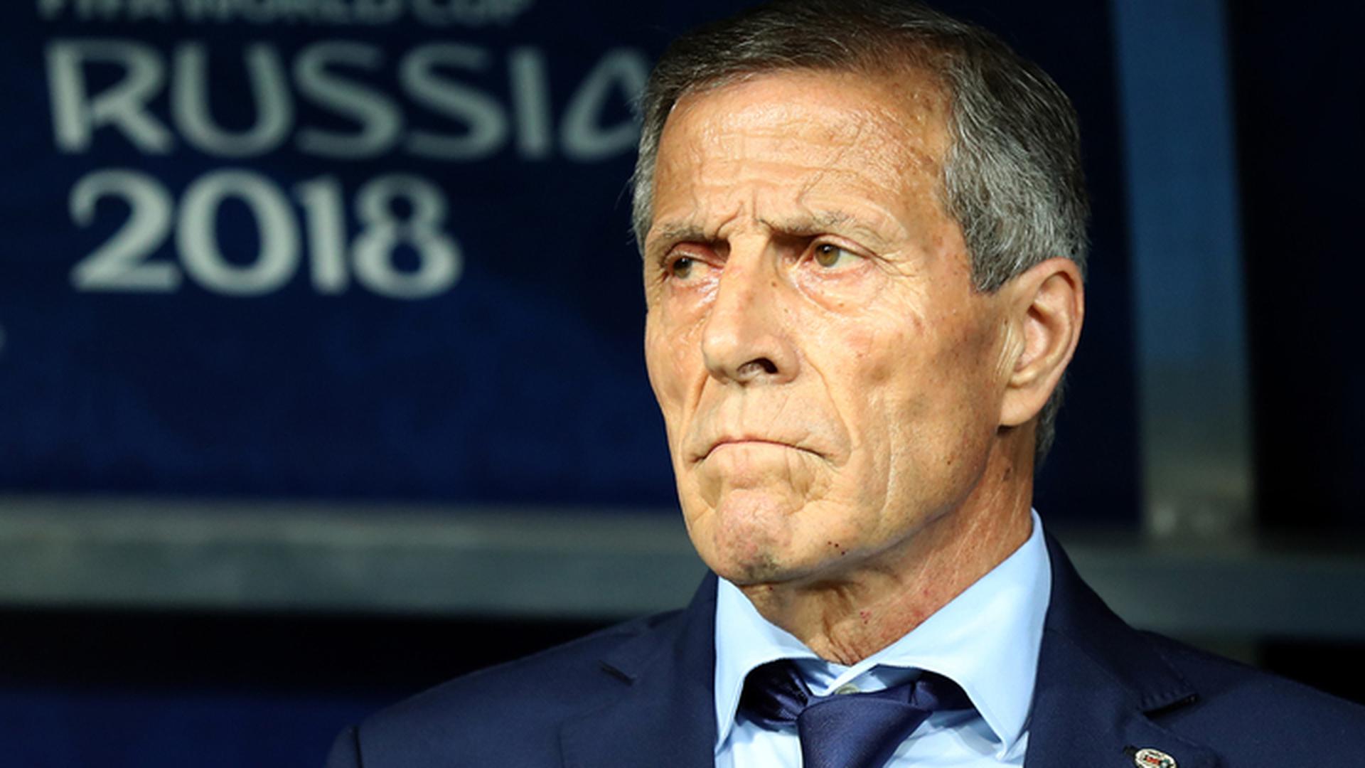 Уругвайский тренер Табарес заявил, что его команда никого не боится