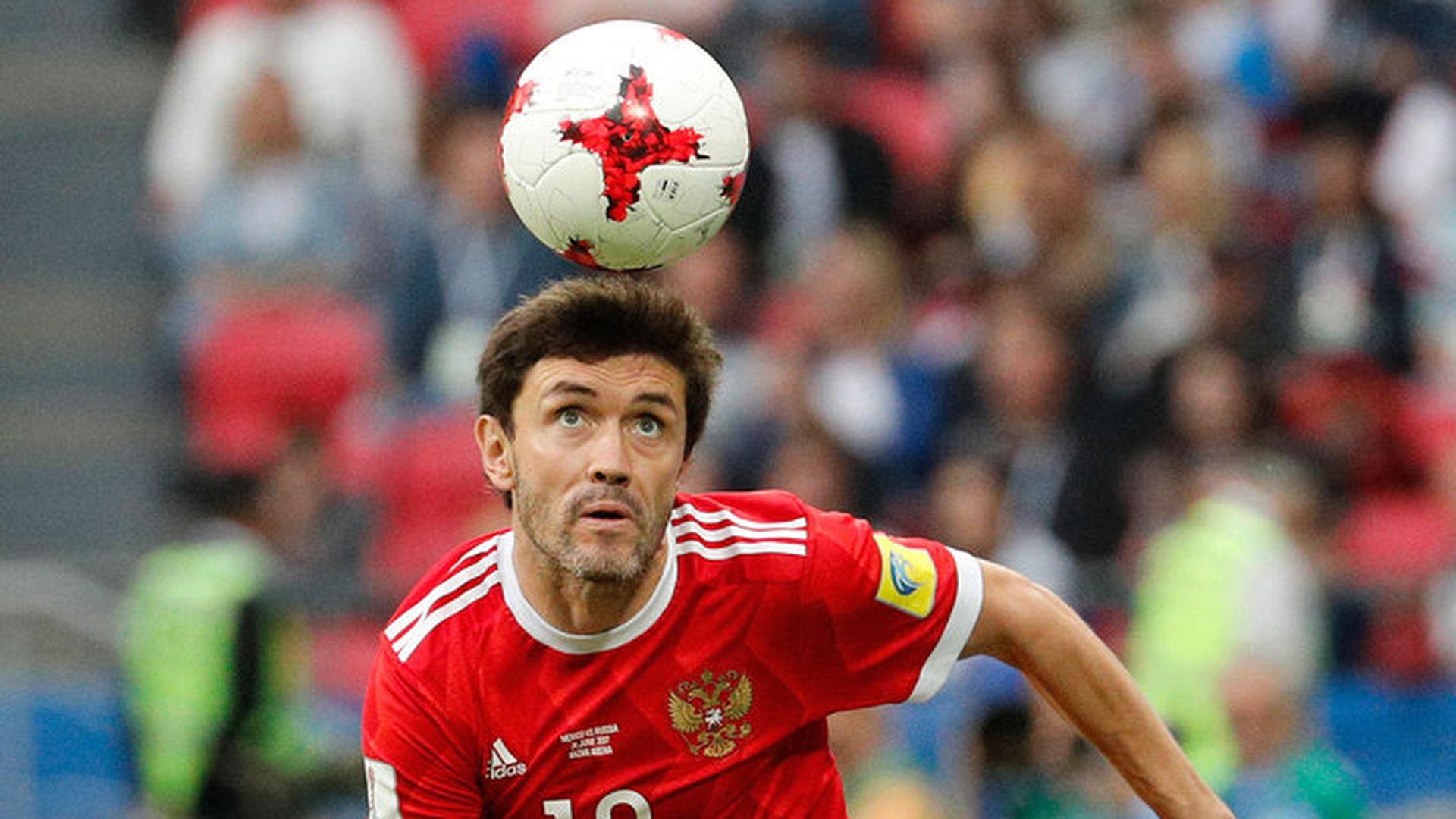 Юрий Жирков завершил выступления в сборной России