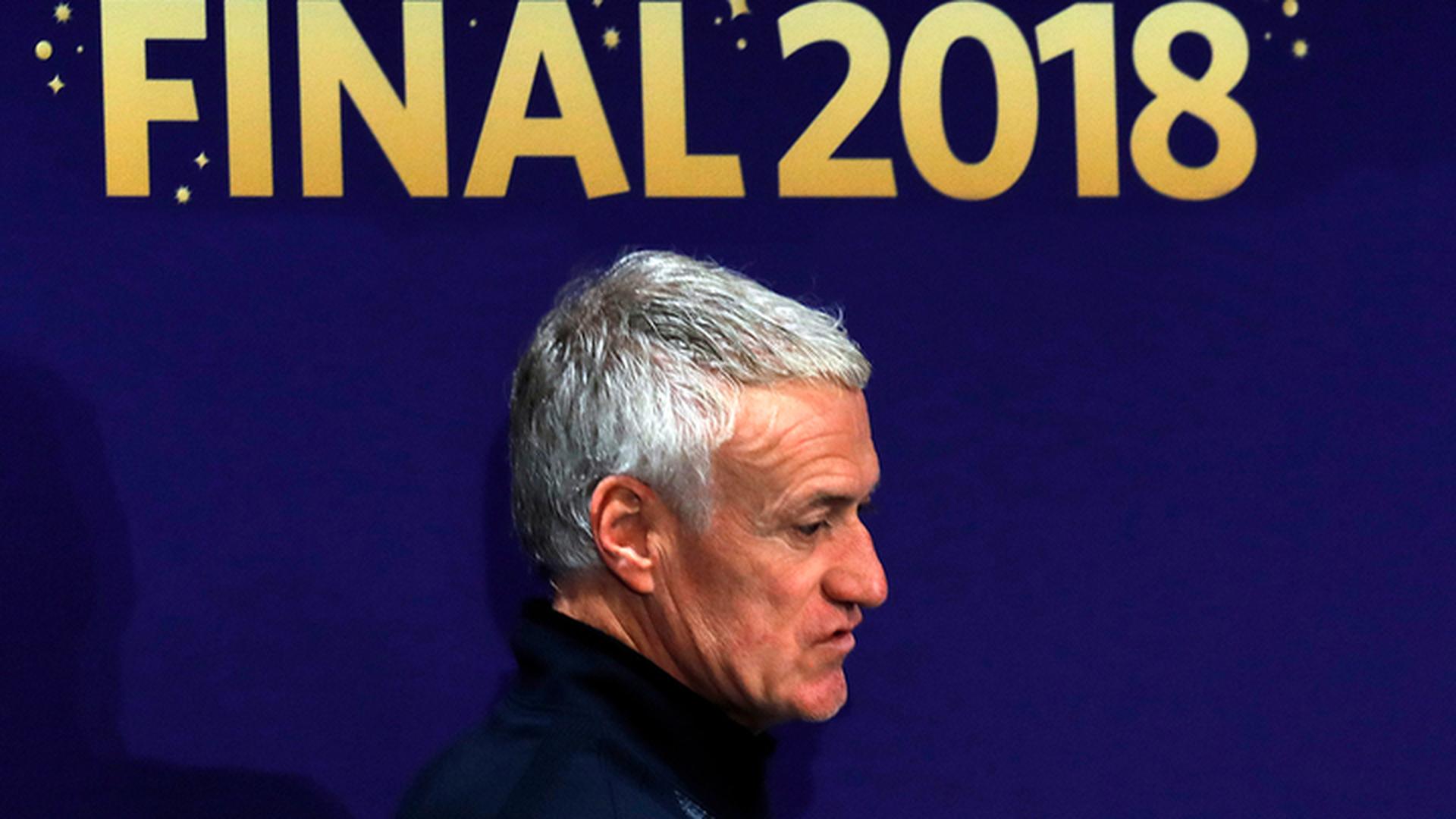 Дидье Дешам останется главным тренером сборной Франции