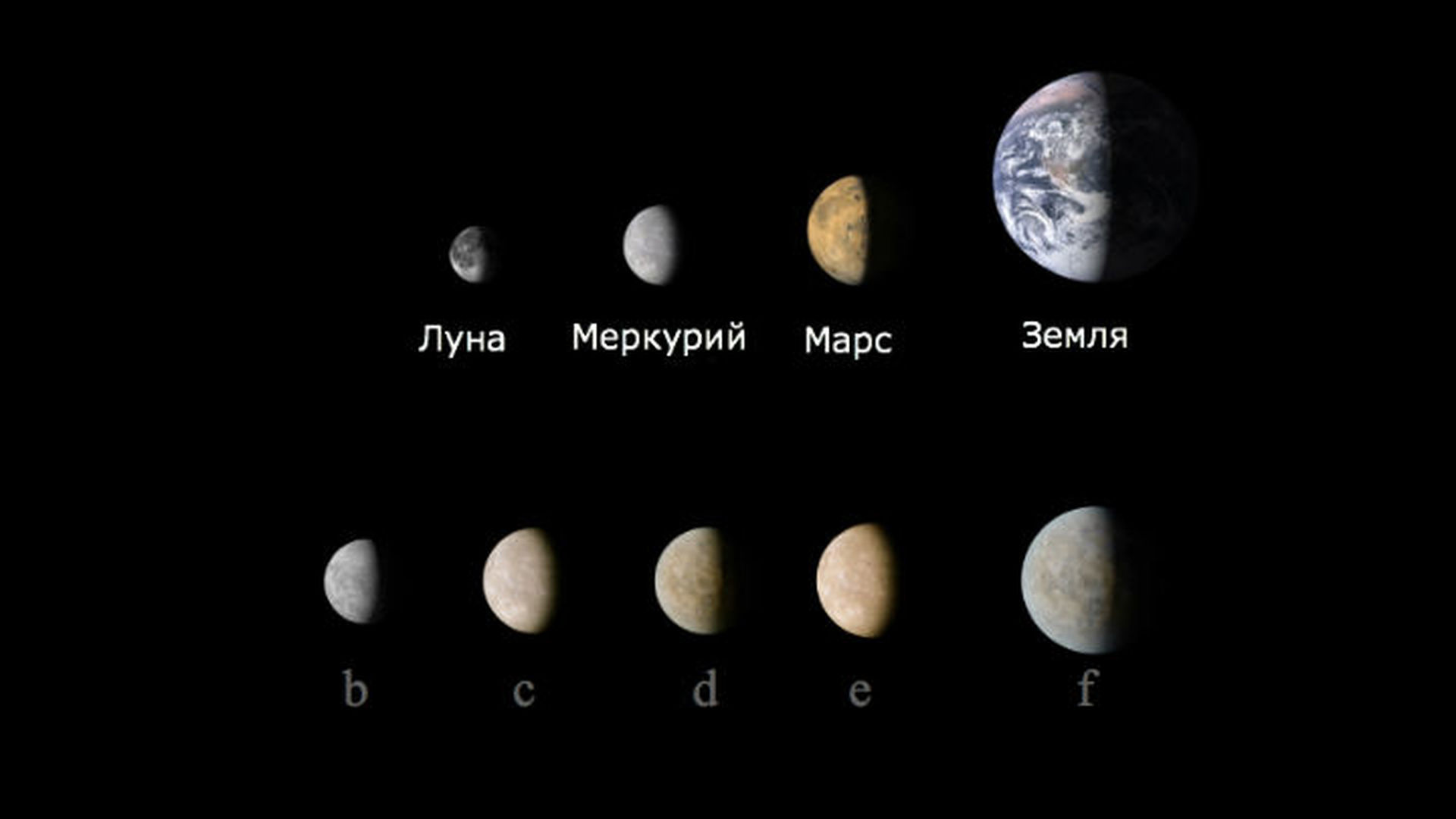 mars compared to mercury - 720×540
