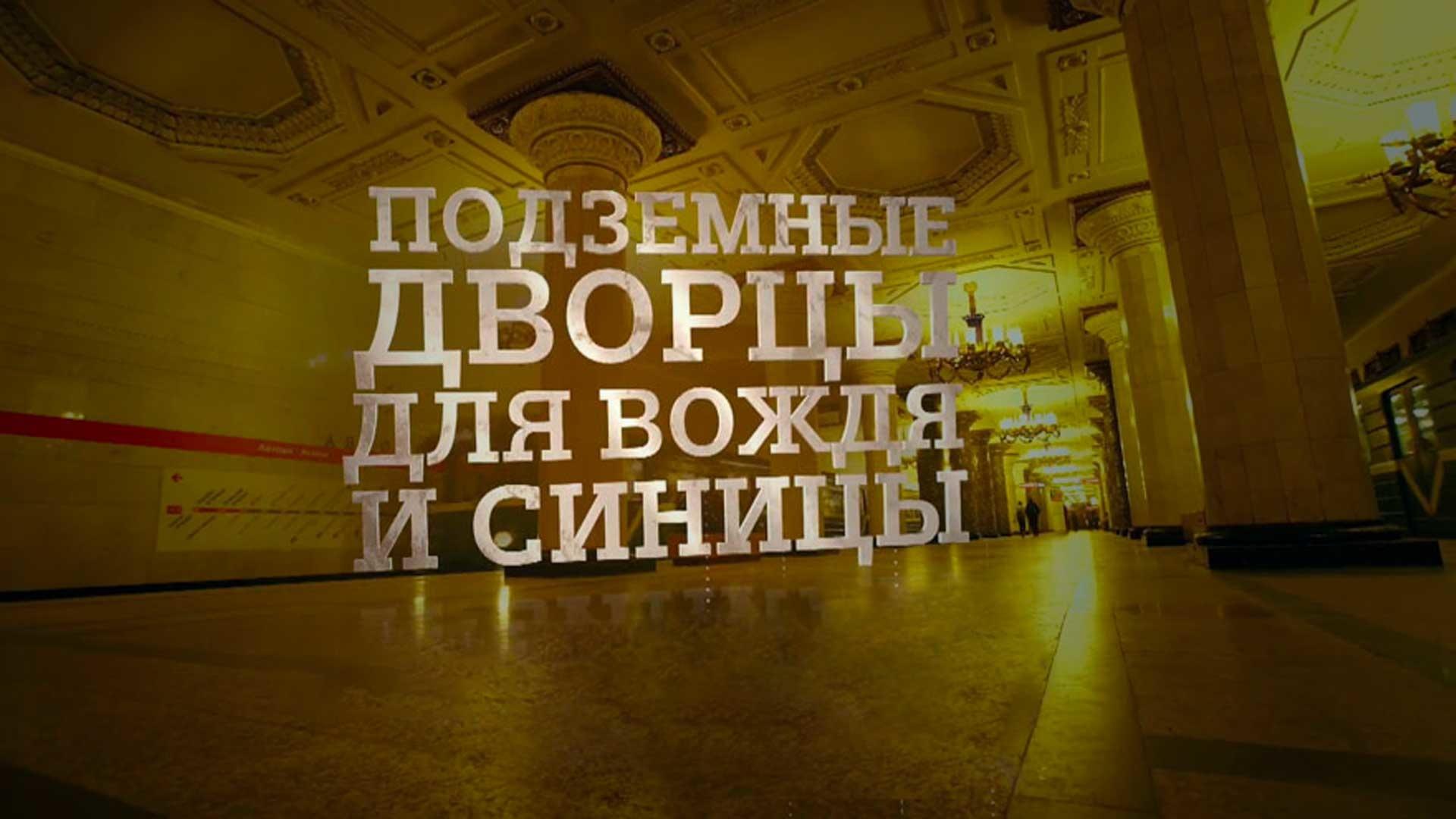 Подземные дворцы для вождя и синицы