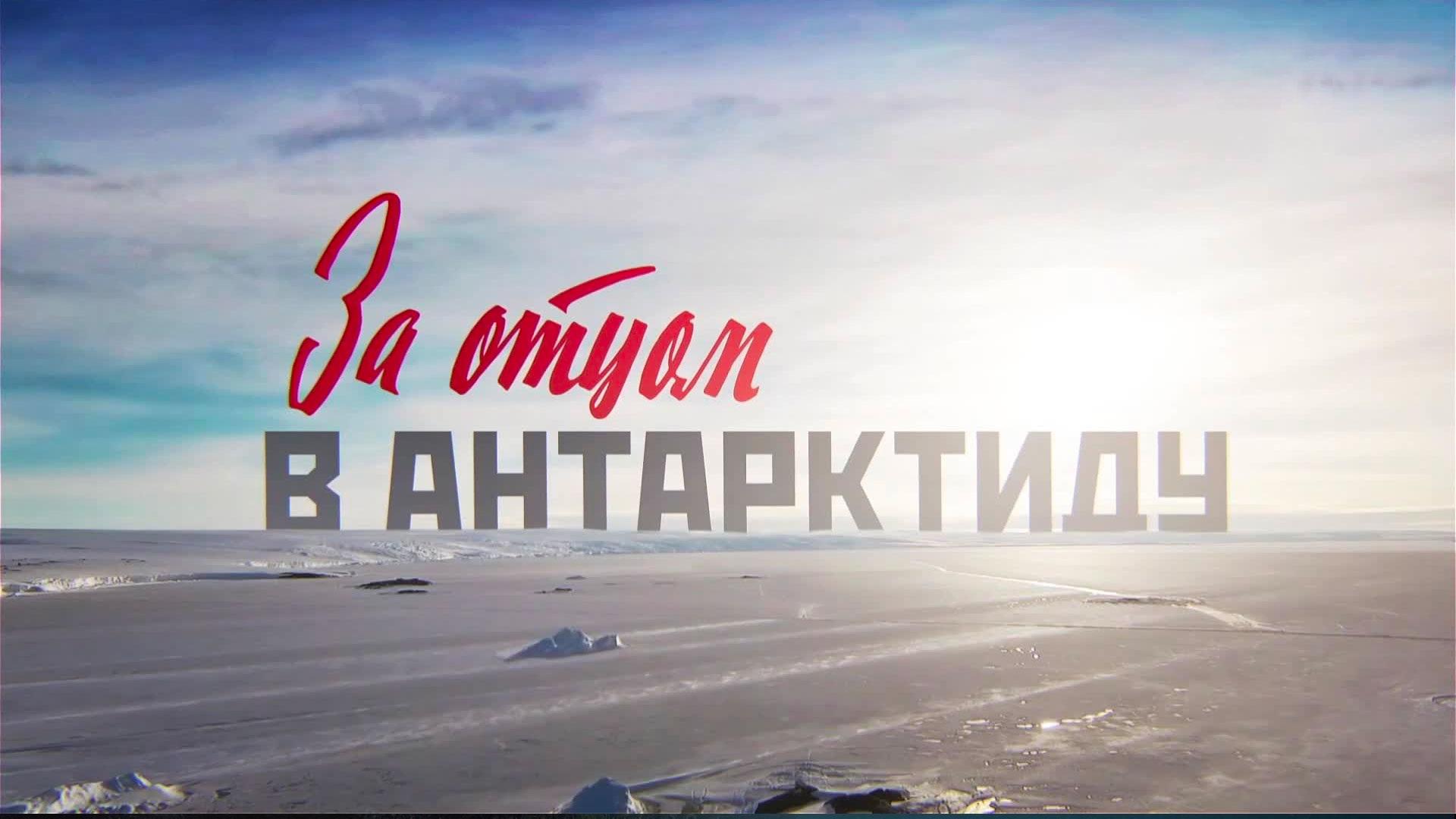 За отцом в Антарктиду