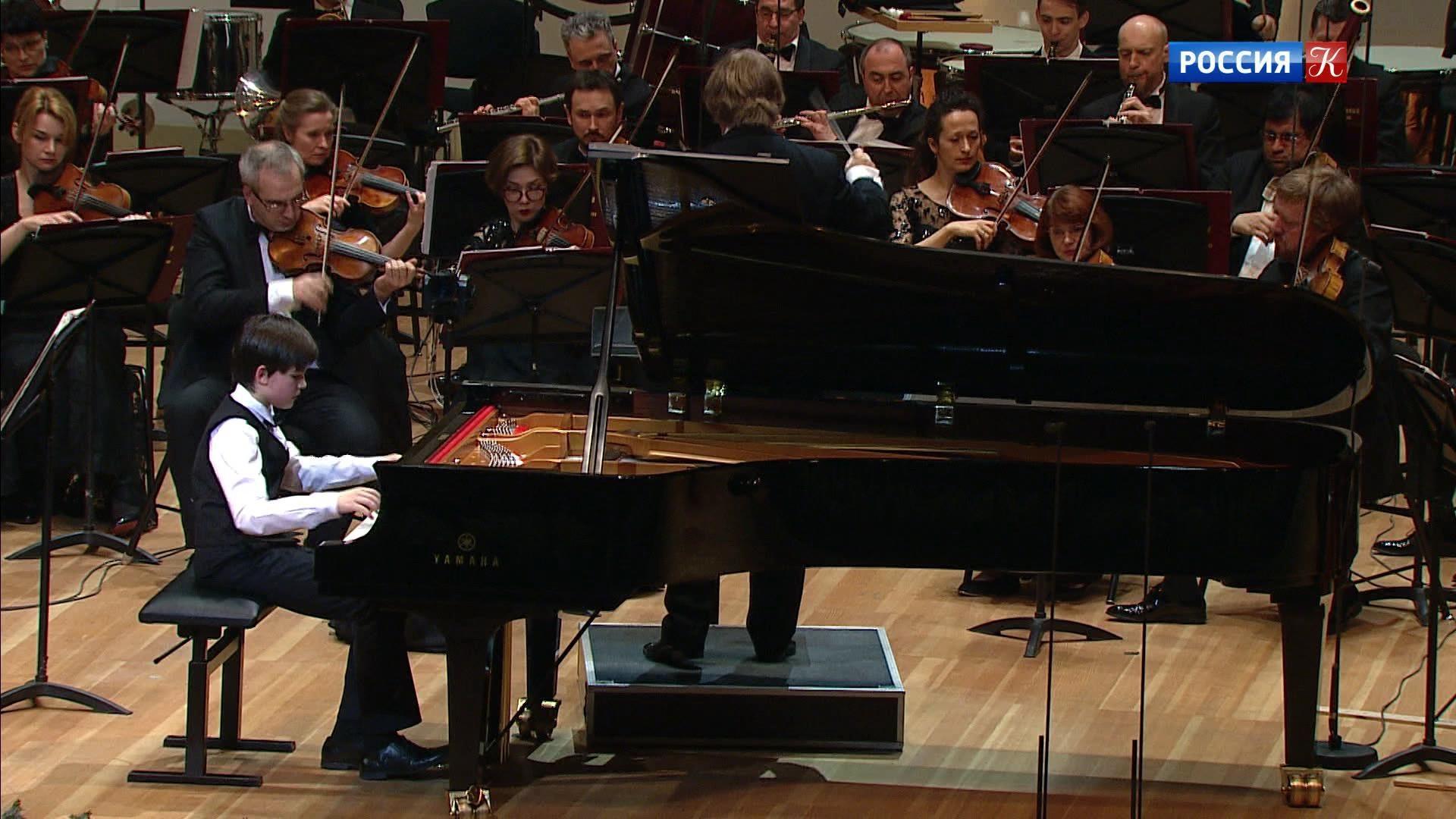 III Международный конкурс молодых пианистов Grand Piano Competition. Заключительный гала-концерт лауреатов