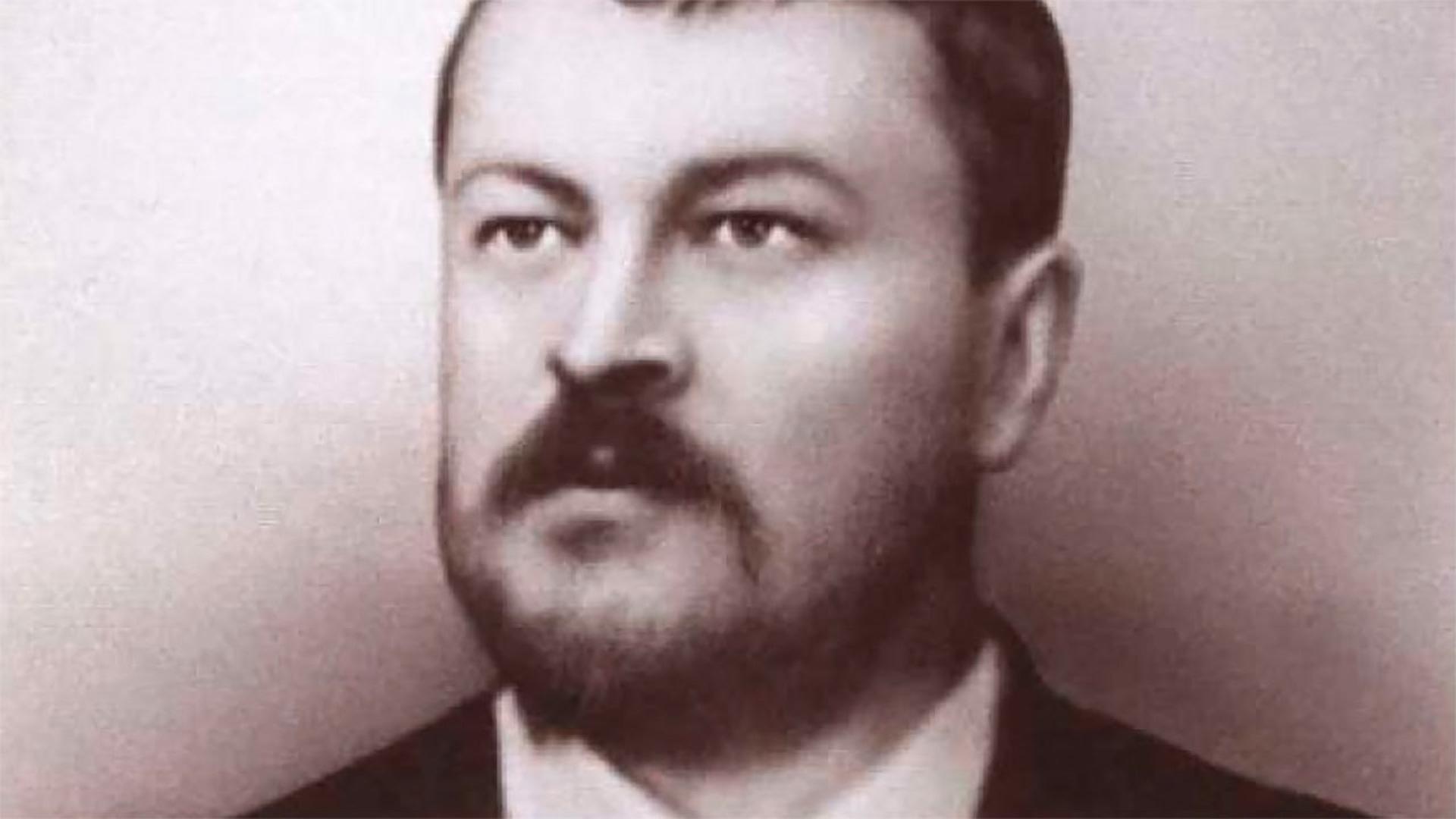 Убийство в Каннах. Савва Морозов