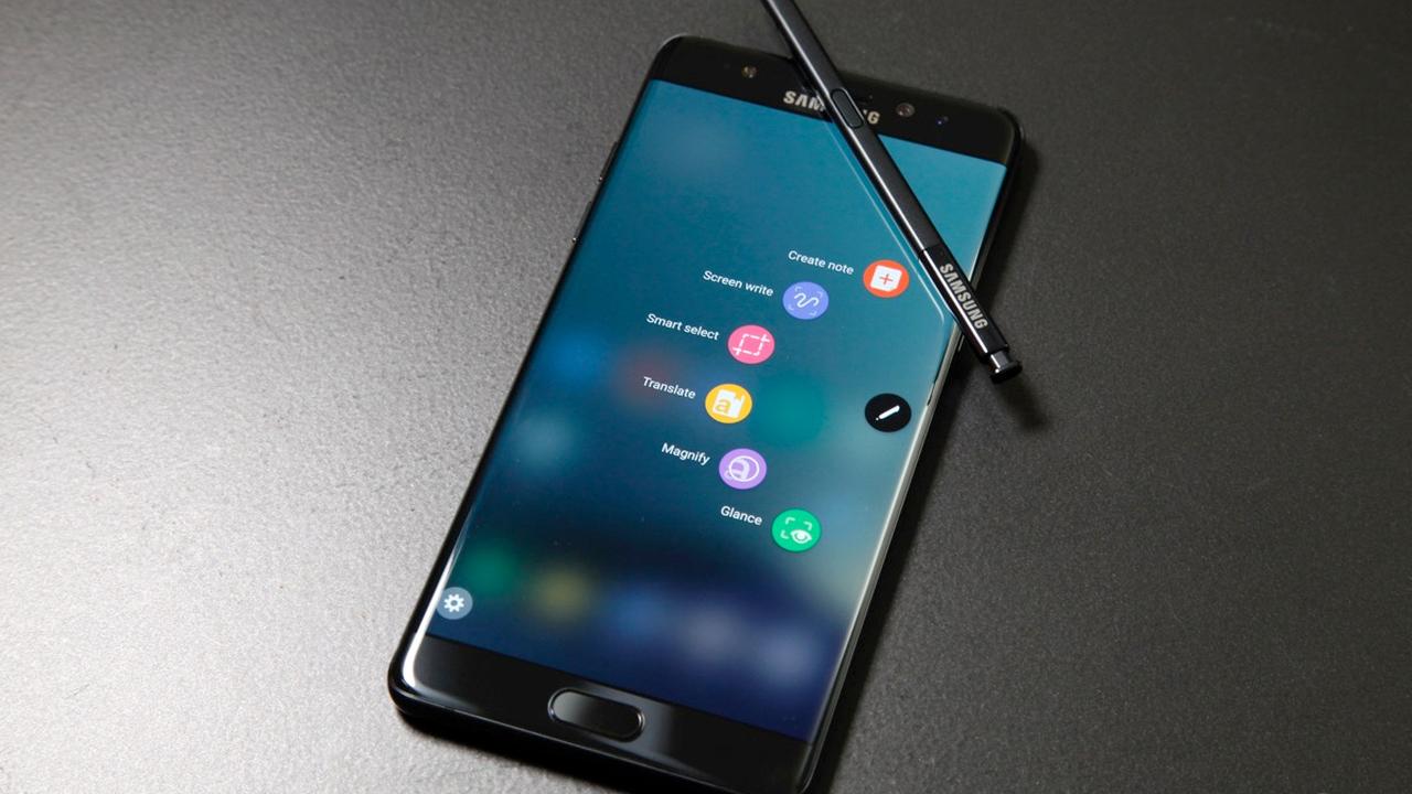 В Сеть «утекли» характеристики Galaxy Note 8