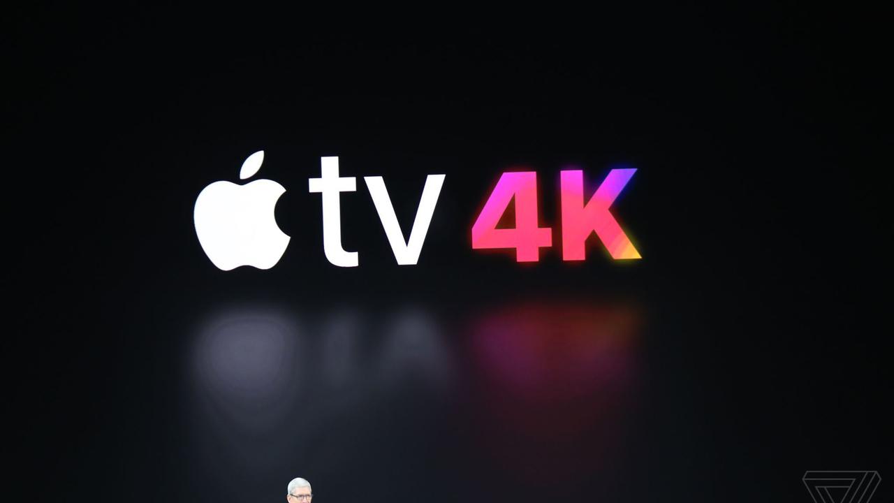 Объявлена русская цена AppleTV 4K