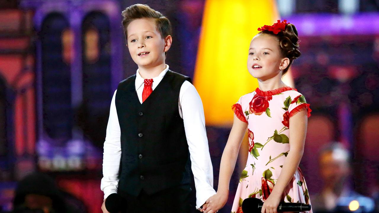 Дуэт Варвара Когай – Артем Лось и трио домристов прошли в финал по итогам четвертого зрительского голосования