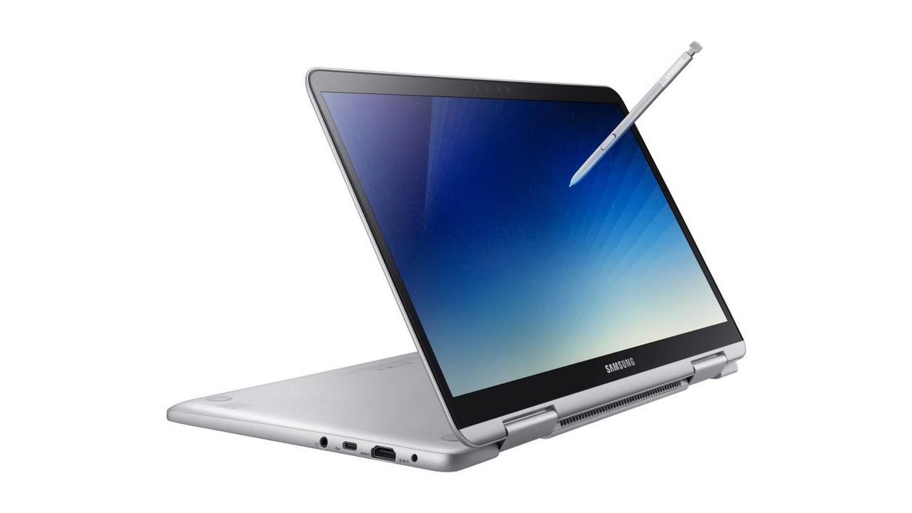 Самсунг презентовал 1-ый ультрабук свежей линейки Notebook 9