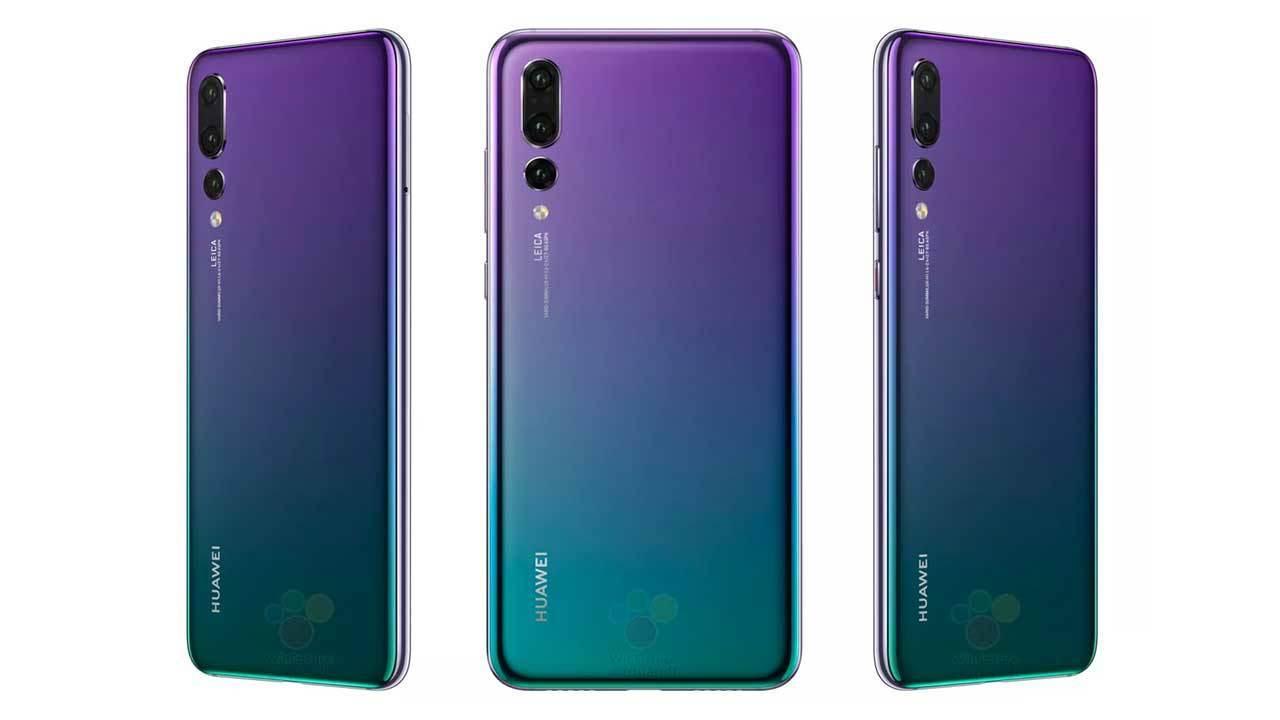 Вглобальной паутине на100% рассекретили флагман Huawei