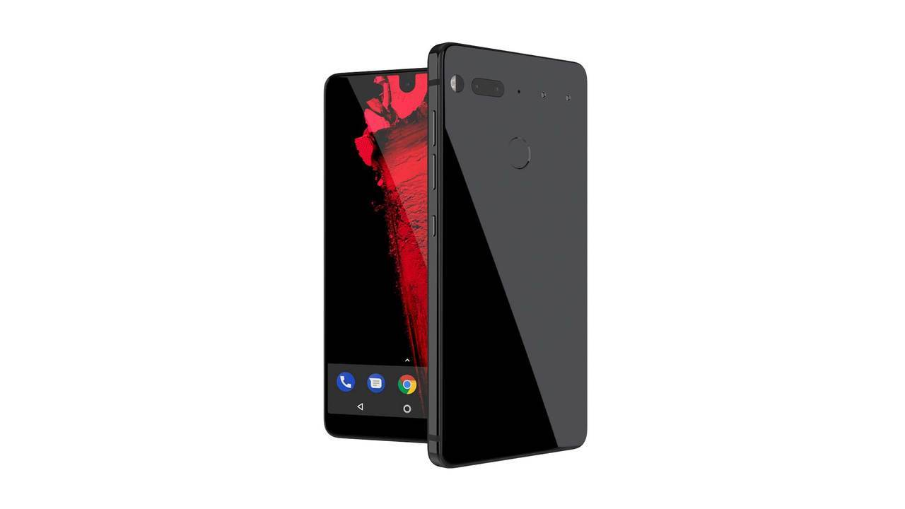 Essential Products отменила разработку нового телефона ирассматривает возможность продажи компании