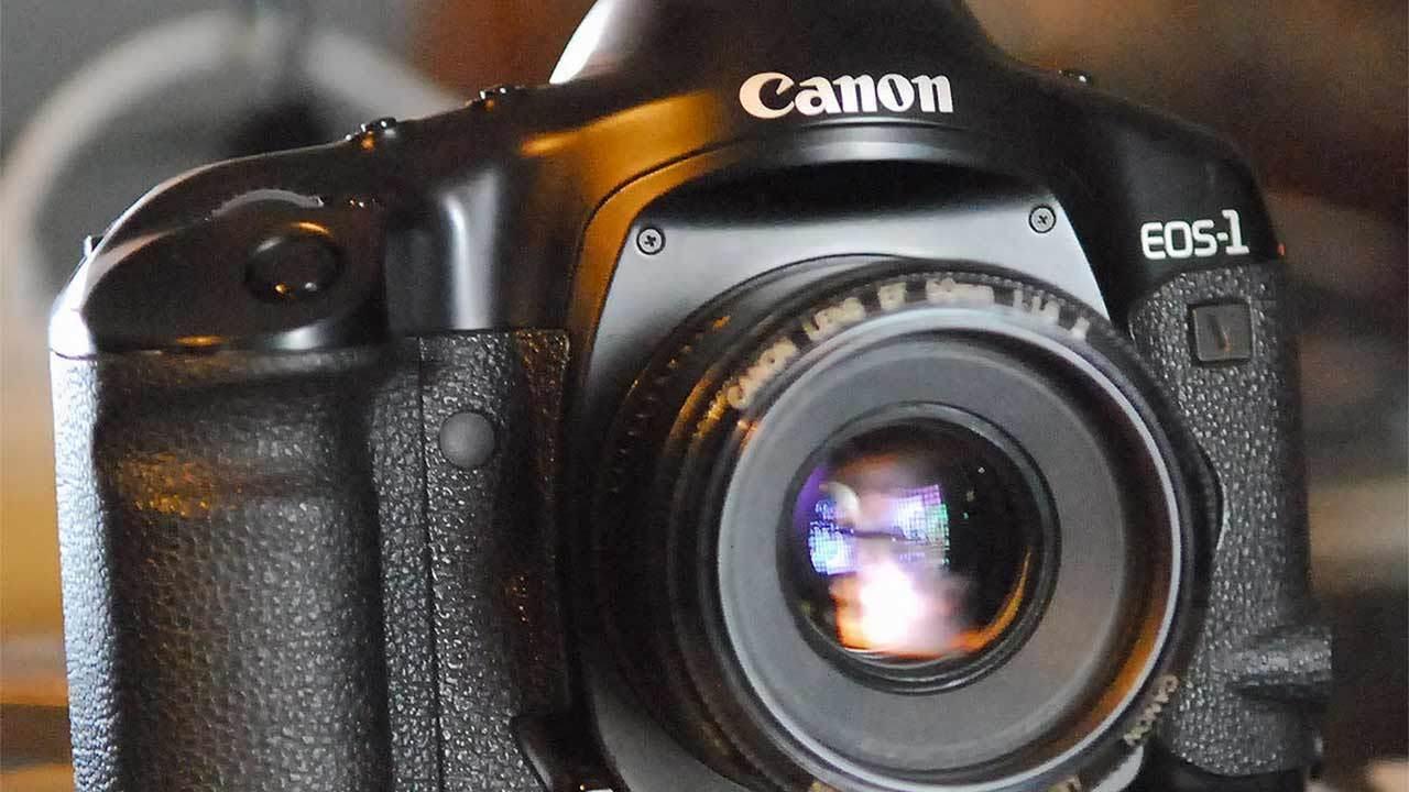 Canon прекратила продажи пленочных камер