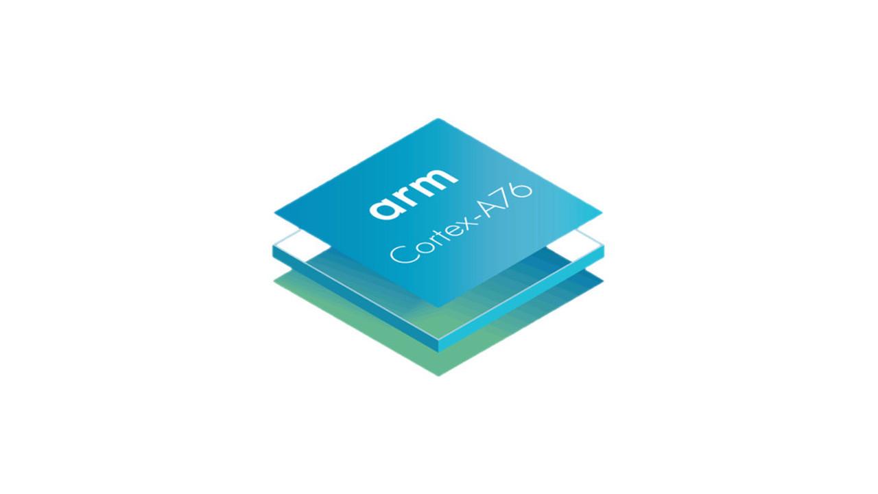 ARM анонсировала процессорное ядро Cortex-A76 играфику Mali-G76