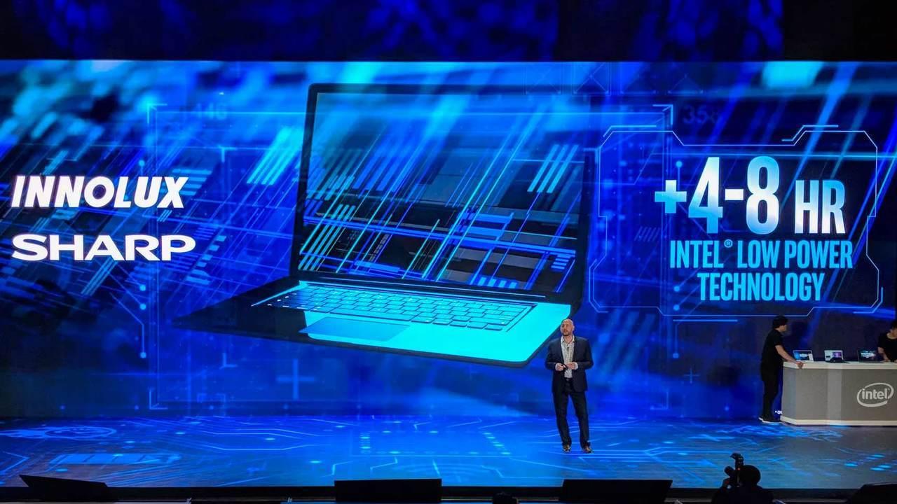 Новая технология вдвое увеличивает автономность ноутбуков