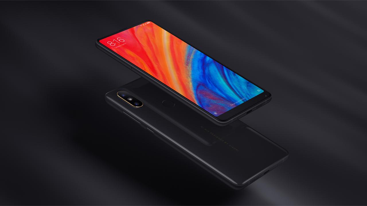 Xiaomi привезла в Россию флагман Mi MIX 2S. Цена