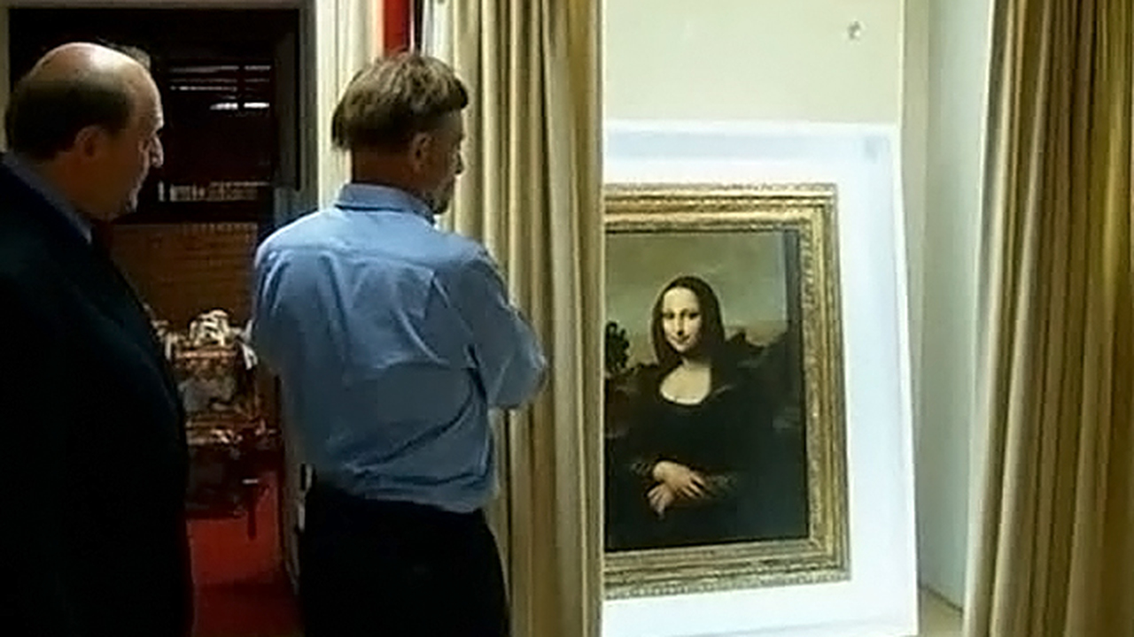 "Леонардо да Винчи написал две ""Моны Лизы"""