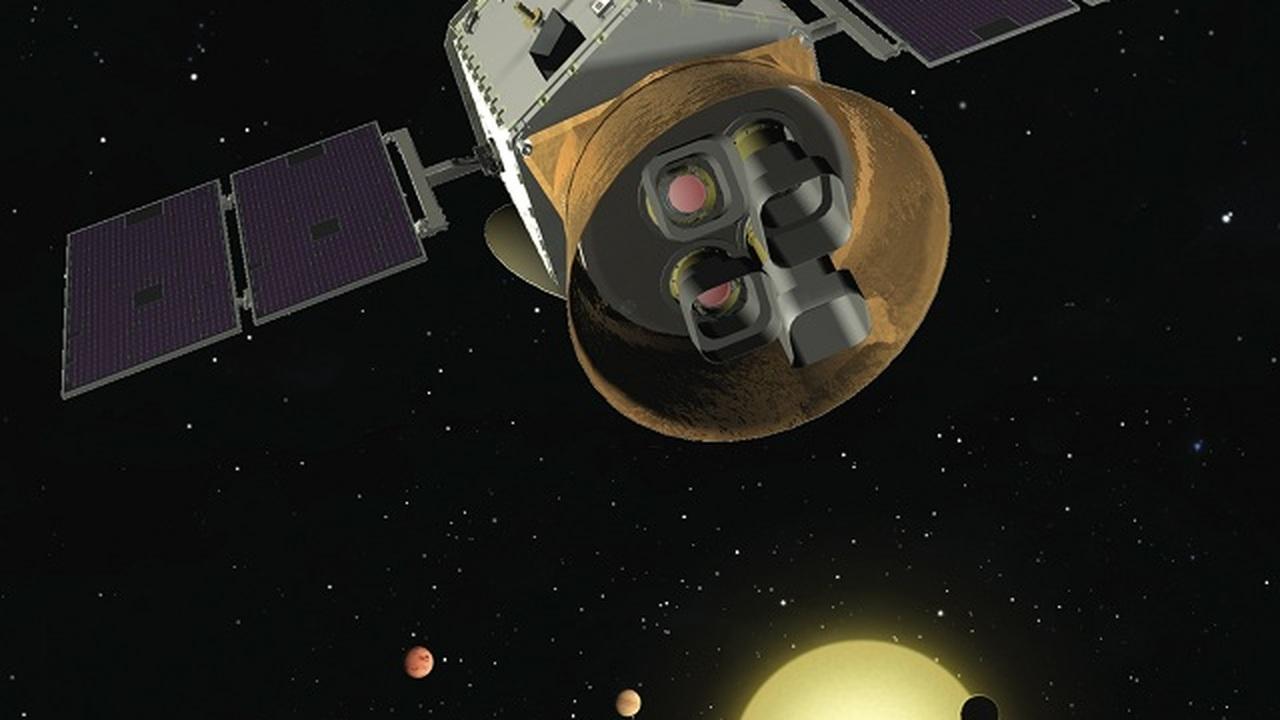 НАСА приступает к созданию нового охотника за экзопланетами