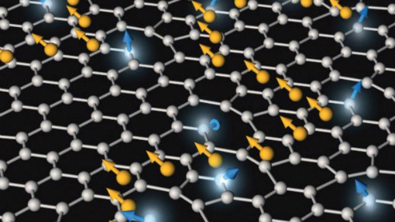 Физики научились включать и выключать магнитное поле графена