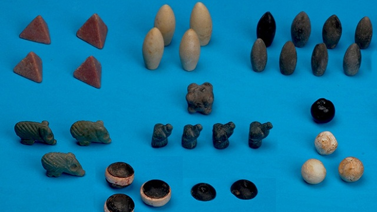 В Турции обнаружена настольная игра возрастом более 5 тысяч лет