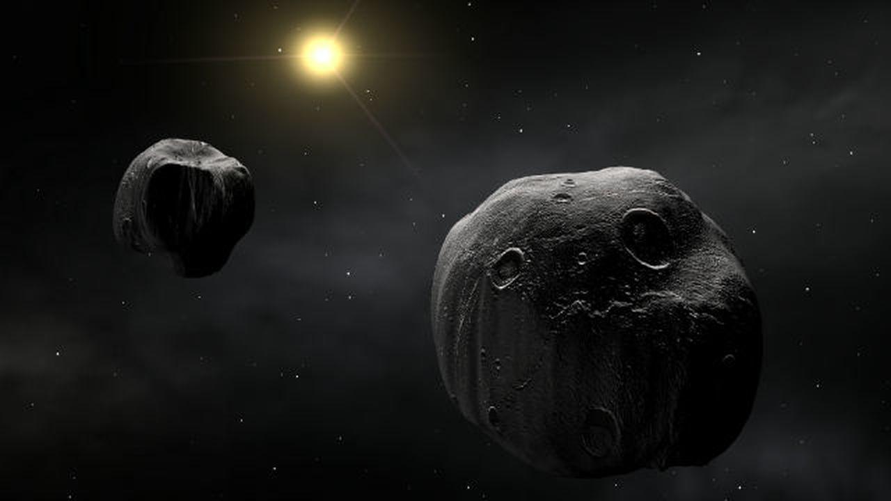 """Установлено истинное происхождение термина """"астероид"""""""