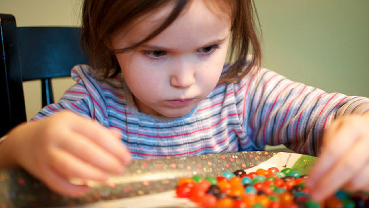 Речь взрослых влияет на усвоение малышами основ математики