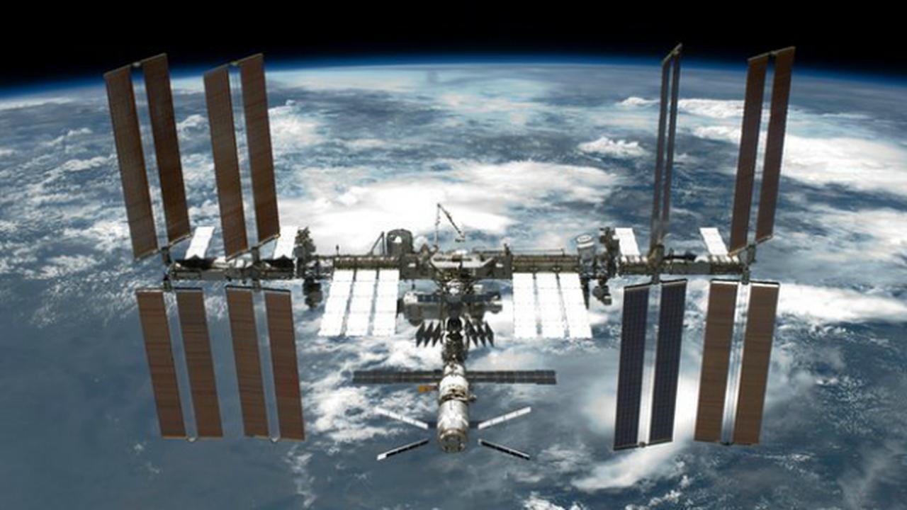 Космическая радиация разрушает МКС