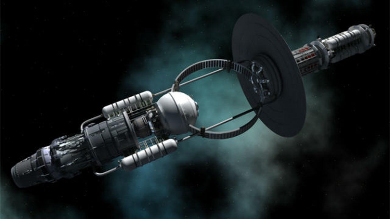 Американский физик предложил заправлять звездолёты чёрными дырами
