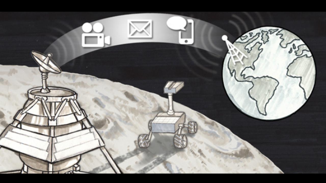 Выбраны пять финалистов Google Lunar XPRIZE
