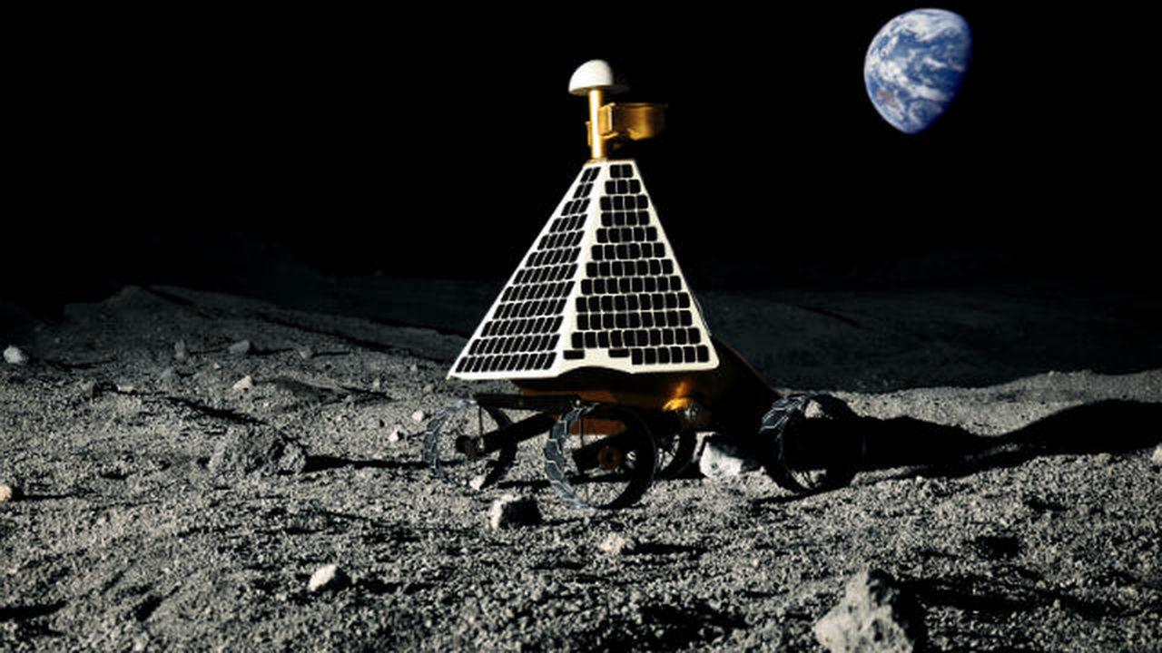 Новую лунную гонку покажут в прямом эфире