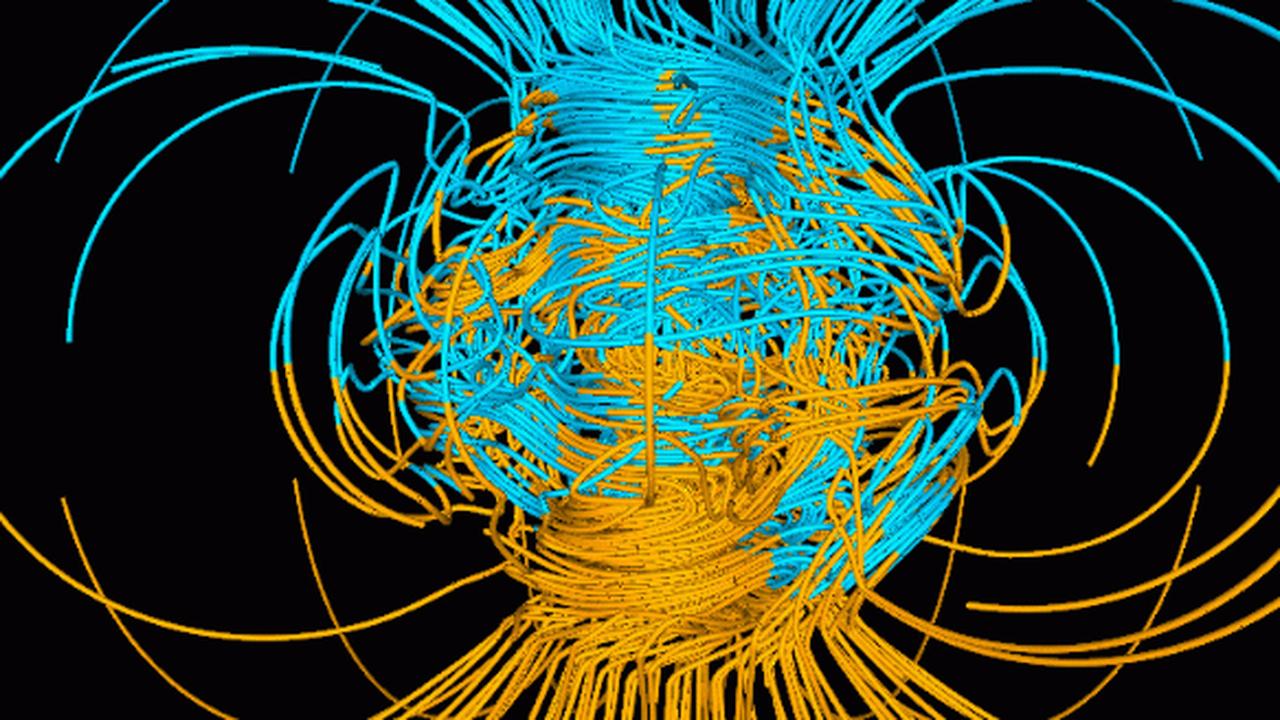 Магнитное поле Земли может перевернуться в течение жизни одного поколения
