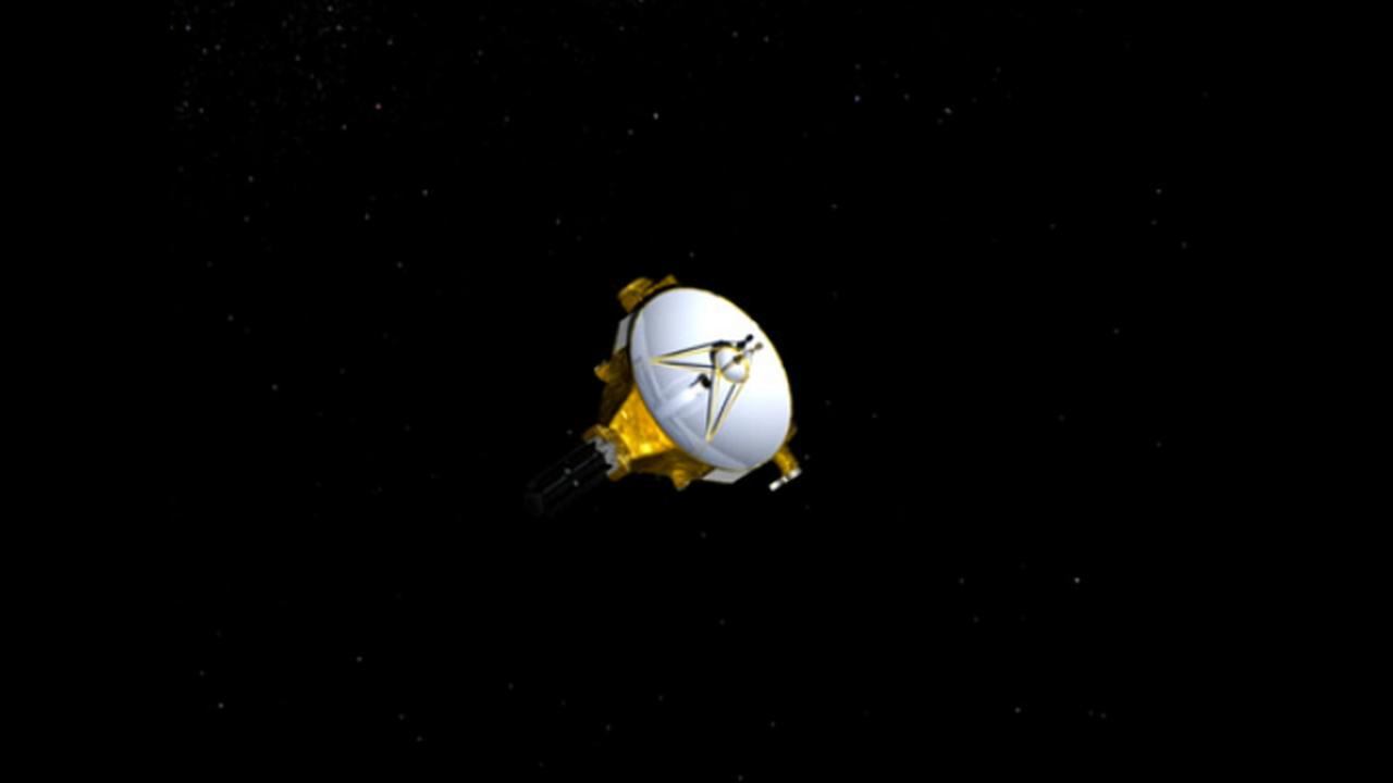 Аппарат New Horizons готовят к встрече с Плутоном