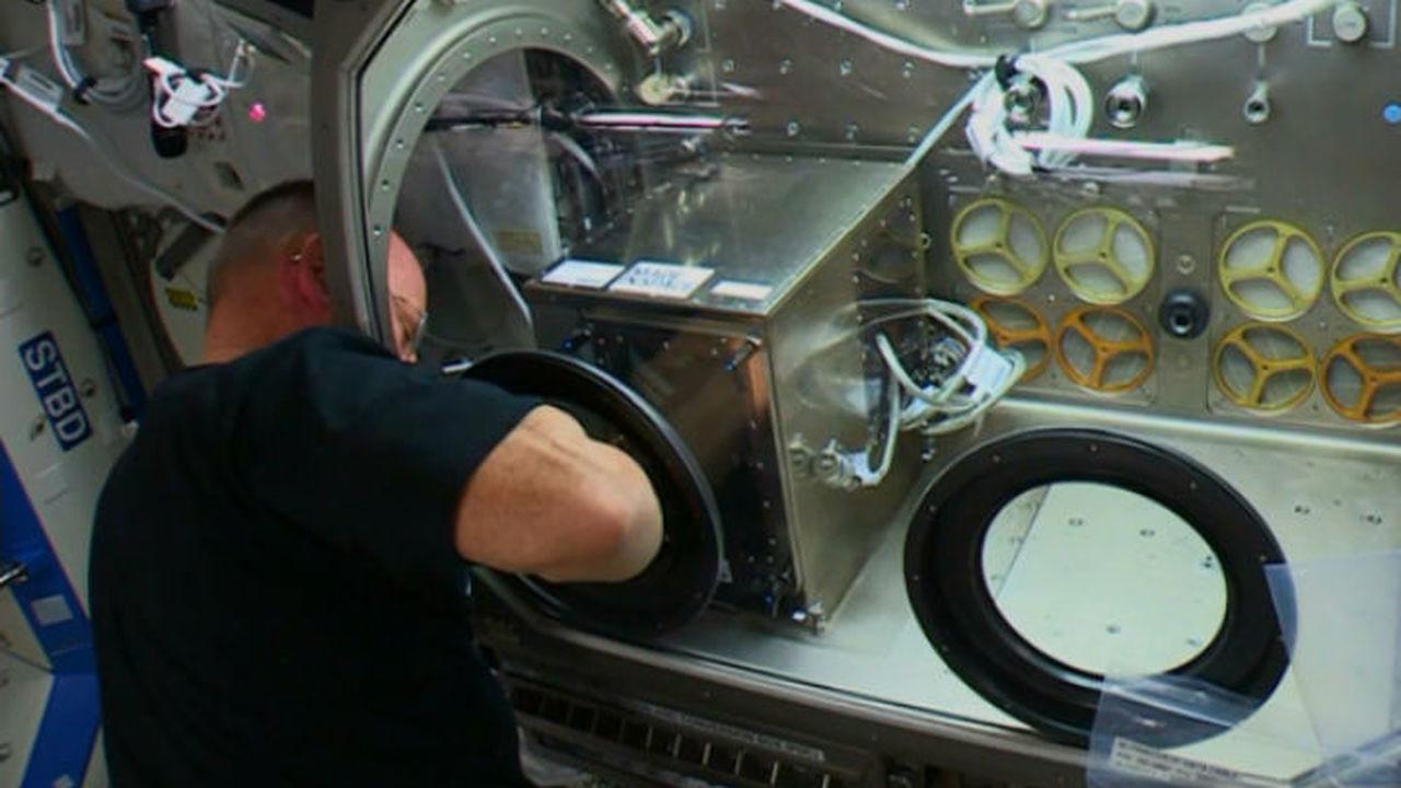 На МКС установили 3D-принтер для объёмной печати в условиях невесомости