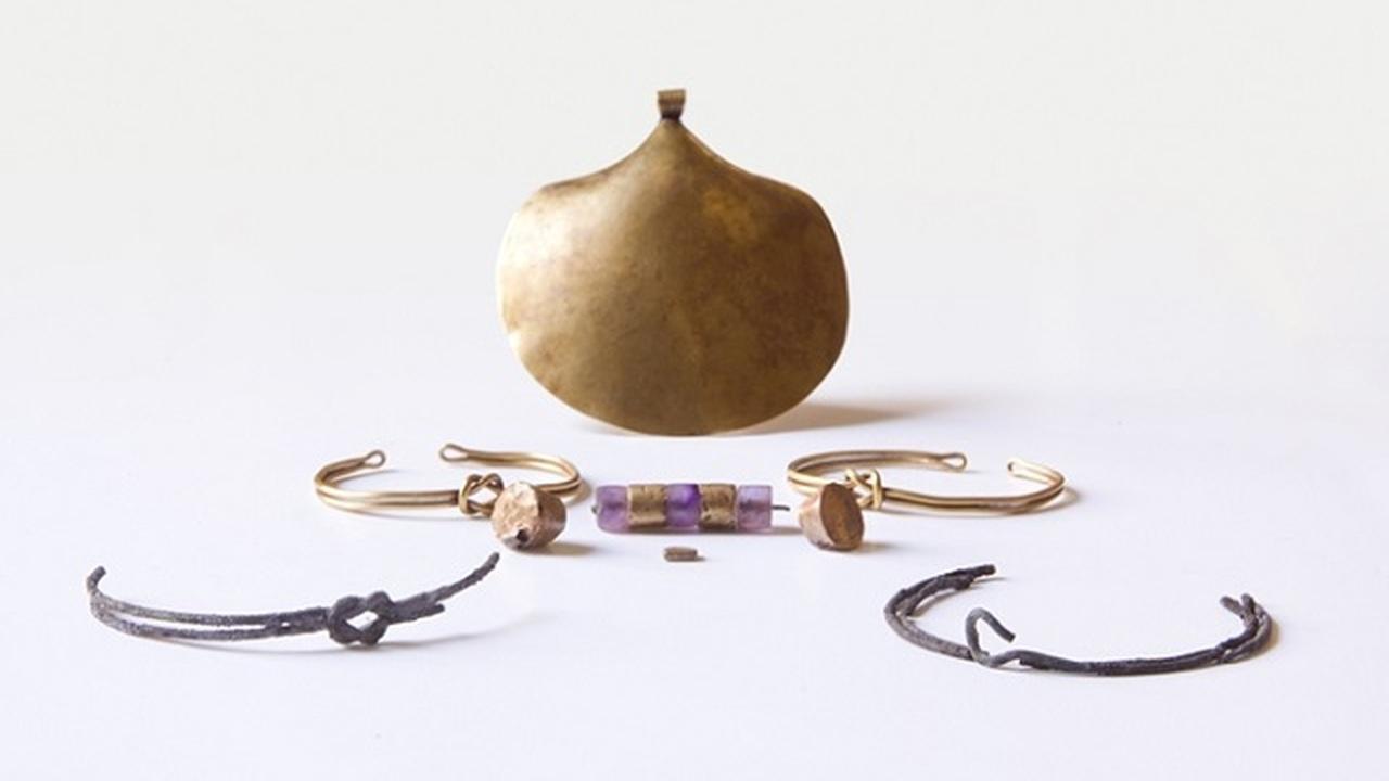 "Мумия ""Леди с драгоценностями"" найдена рядом с Луксором"