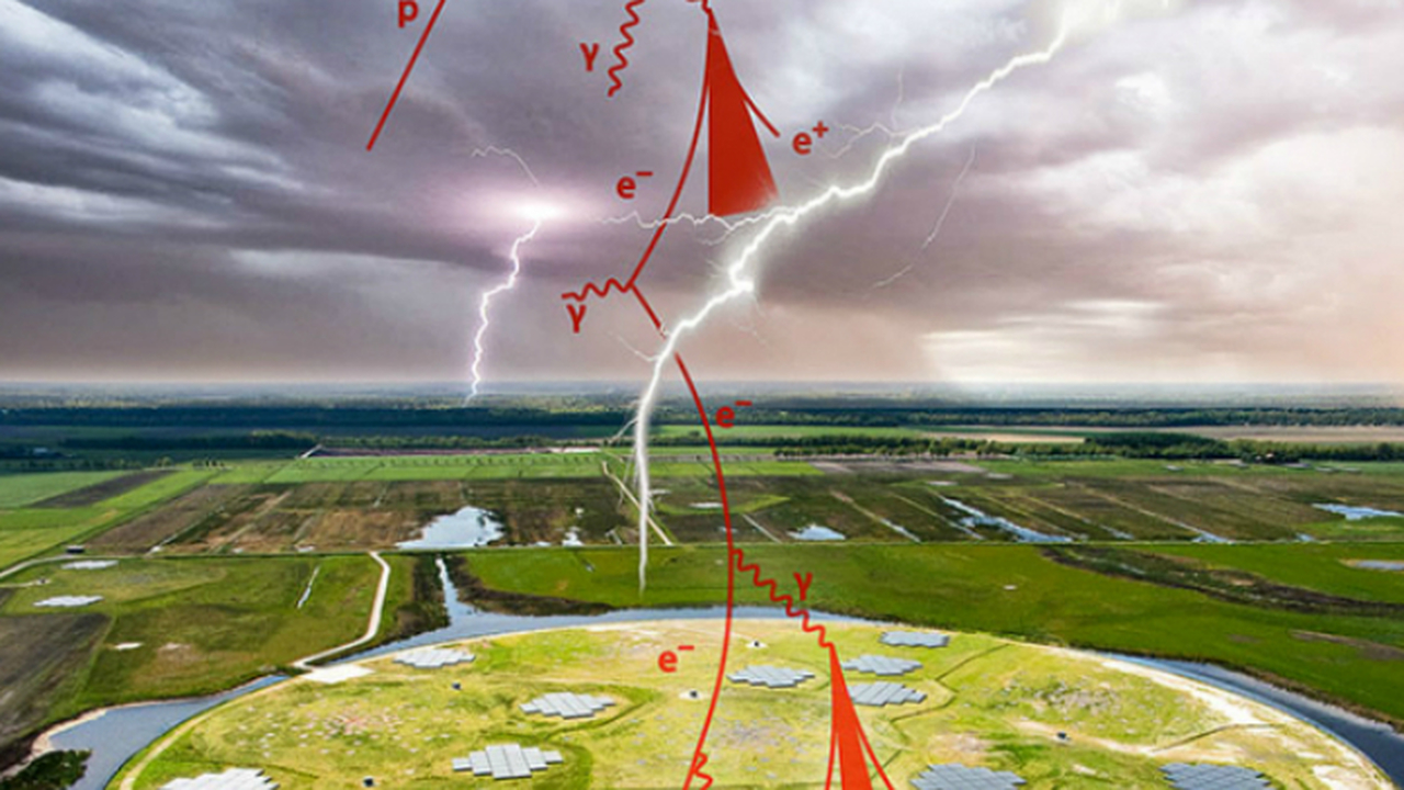 Космические лучи помогут раскрыть тайну появления молний на Земле