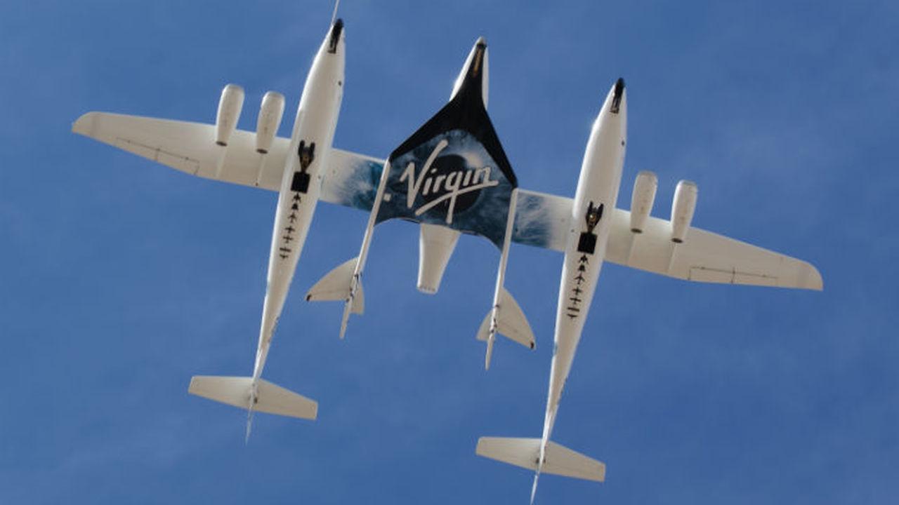 Катастрофа SpaceShipTwo произошла из-за ошибки пилота