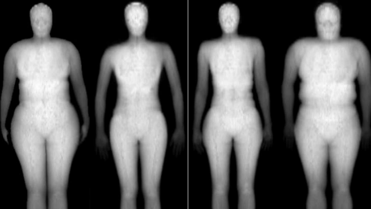 Учёные выяснили, сколько в привлекательной женщине должно быть жира