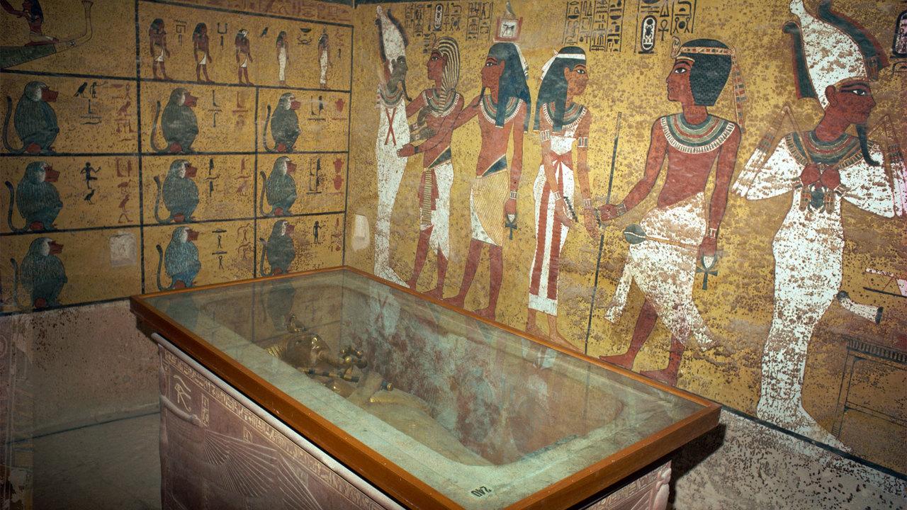 Гробницу кормилицы Тутанхамона открыли для посещения